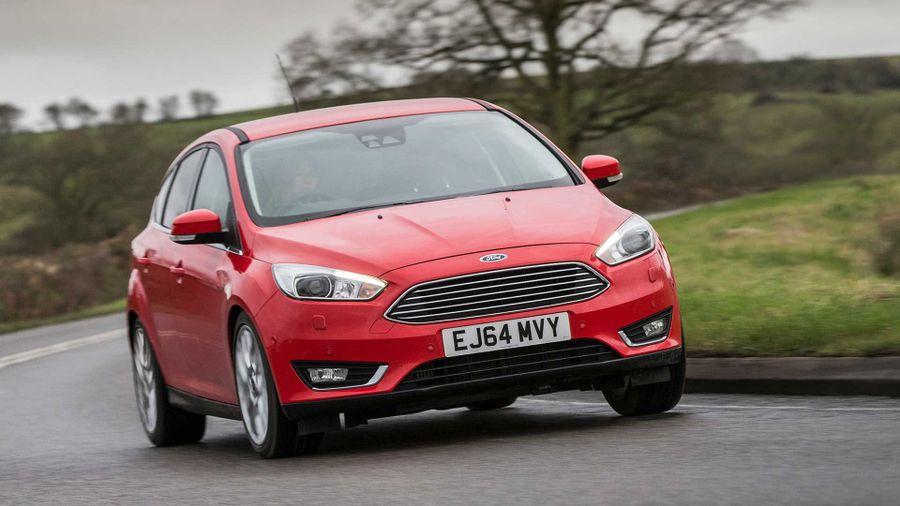 Ford Focus handling