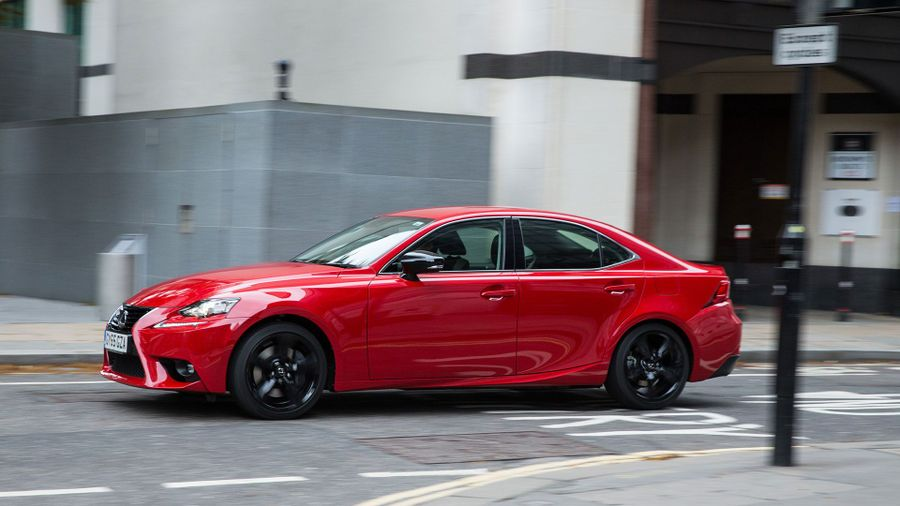 2015 Lexus IS running costs