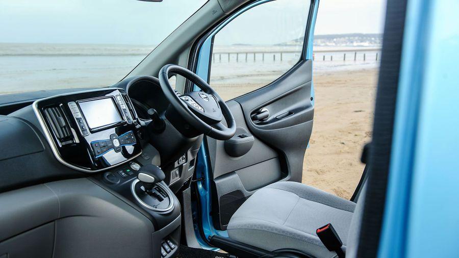 2015 Nissan e-NV200 Combi