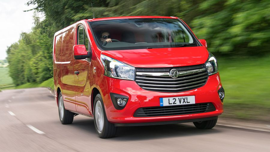 eda6e5d162e286 Vauxhall Vivaro Panel Van (2015 - ) review