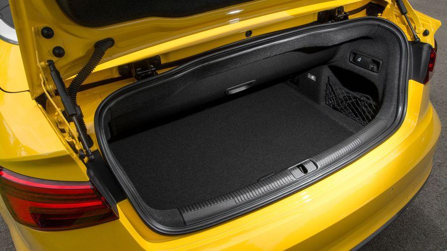2016 Audi A3 Cabriolet practicality