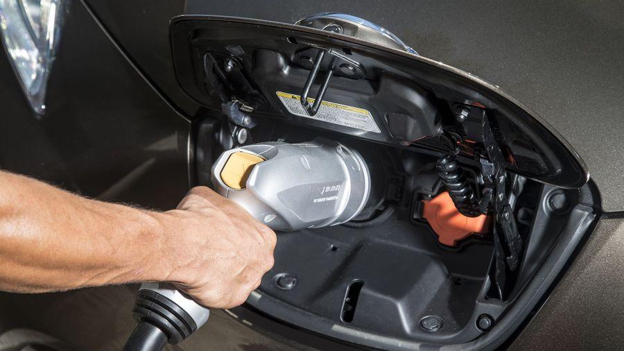 Nissan Leaf running costs