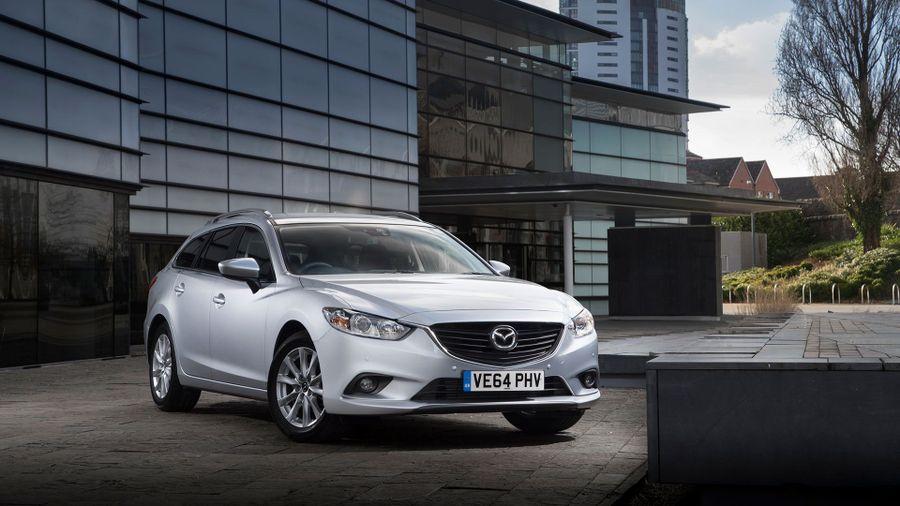 Mazda 6 Tourer exterior