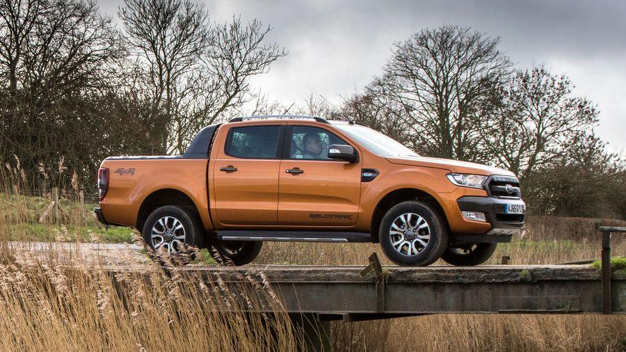 2016 Ford Ford Ranger 2015