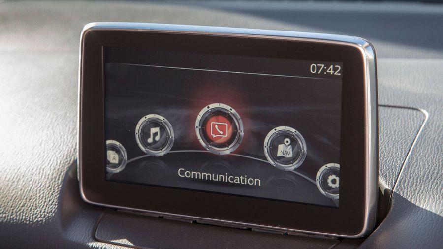 Mazda CX-3 SUV (2015 - )