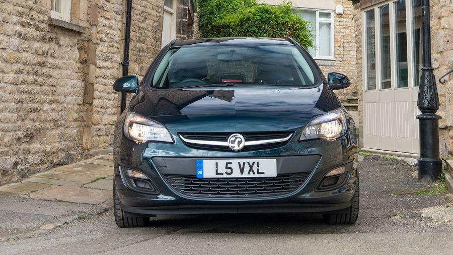Vauxhall Astra Sport Tourer