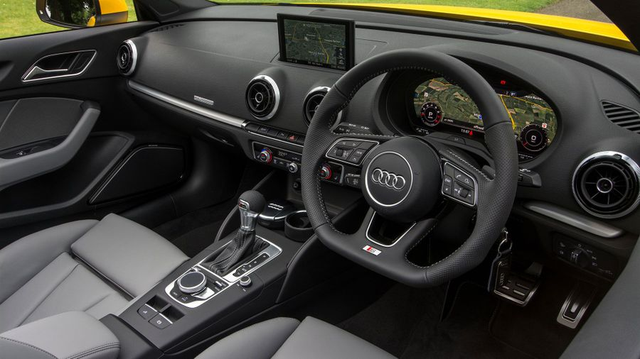 2016 Audi A3 Cabriolet equipment