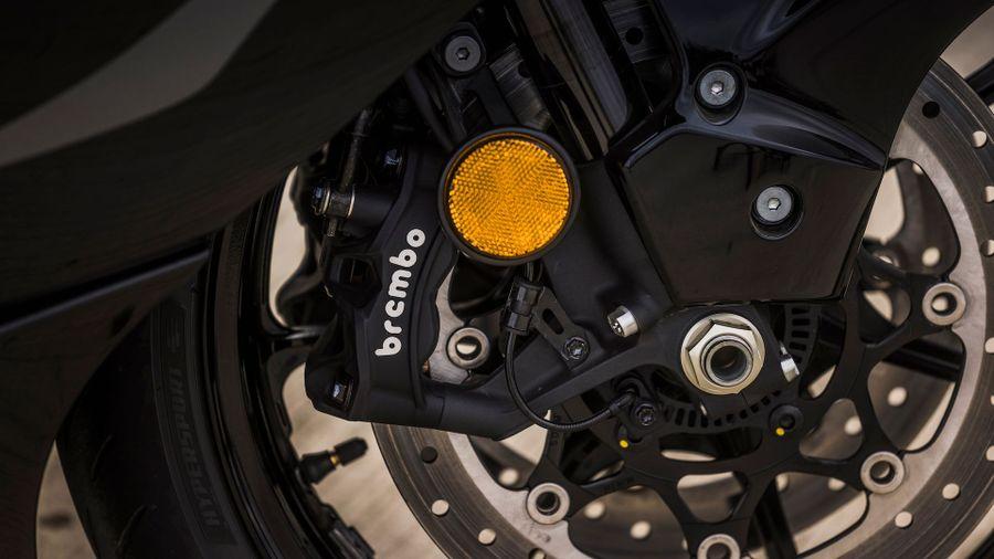 Suzuki GSX1300R Hayabusa 'hyperbike' (2021-)