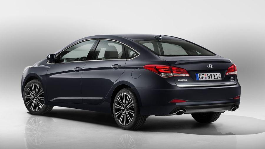 Hyundai i40 exterior