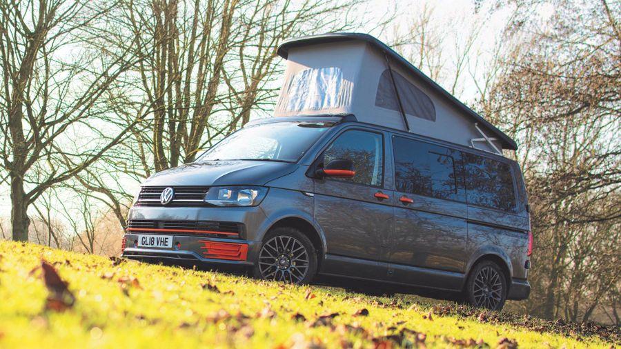 Volkswagen Transporter Camper Conversion