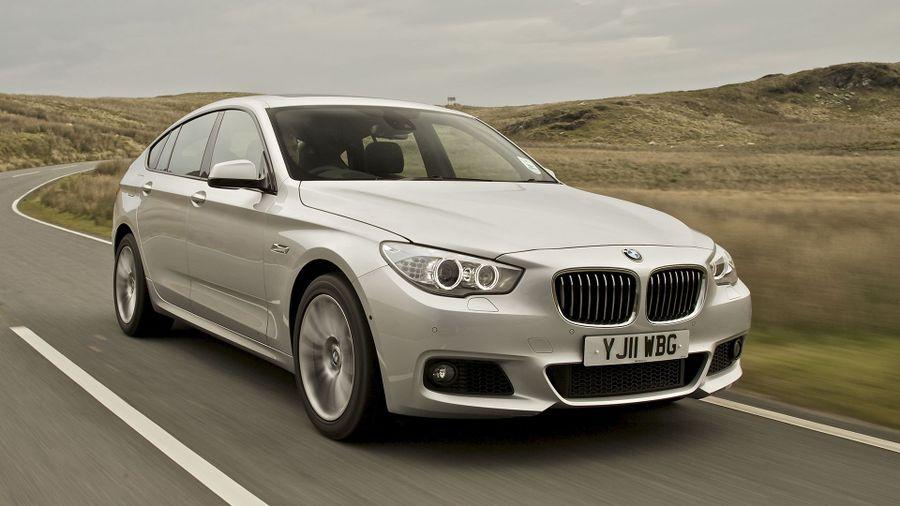 BMW 5 Series GT ride comfort