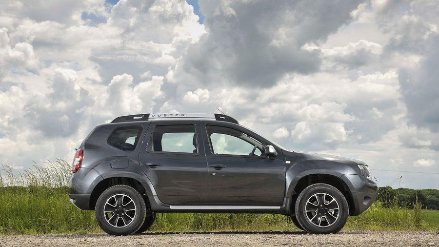 Dacia Duster exterior
