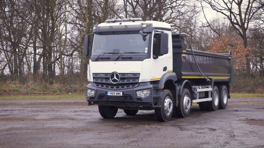 Mercedes-Benz Arocs review