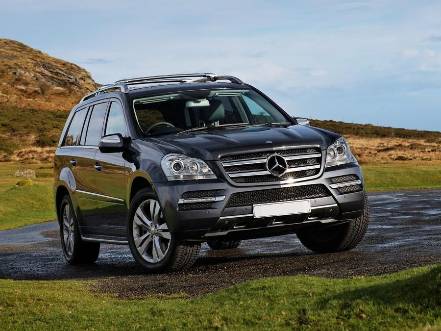 mercedes gl 420 towing capacity