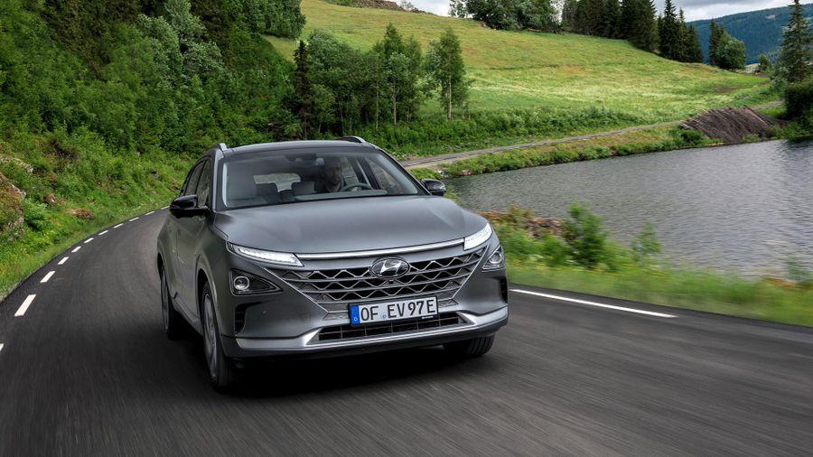 Hyundai Nexo Suv 2018 Review Auto Trader Uk