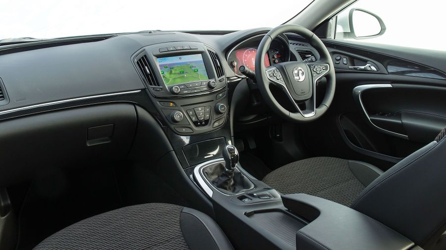 Vauxhall Insignia Sports Tourer interior