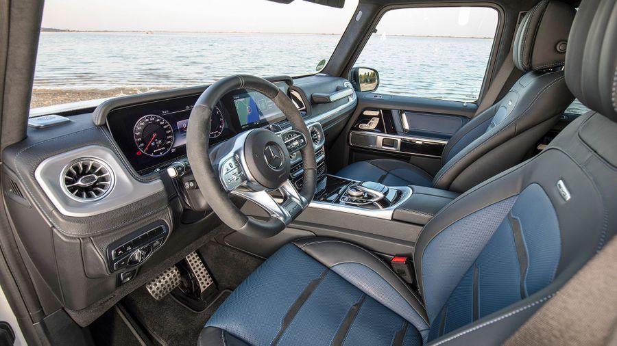 2018 Mercedes G-Class