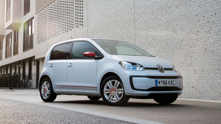 2016 Volkswagen Up exterior