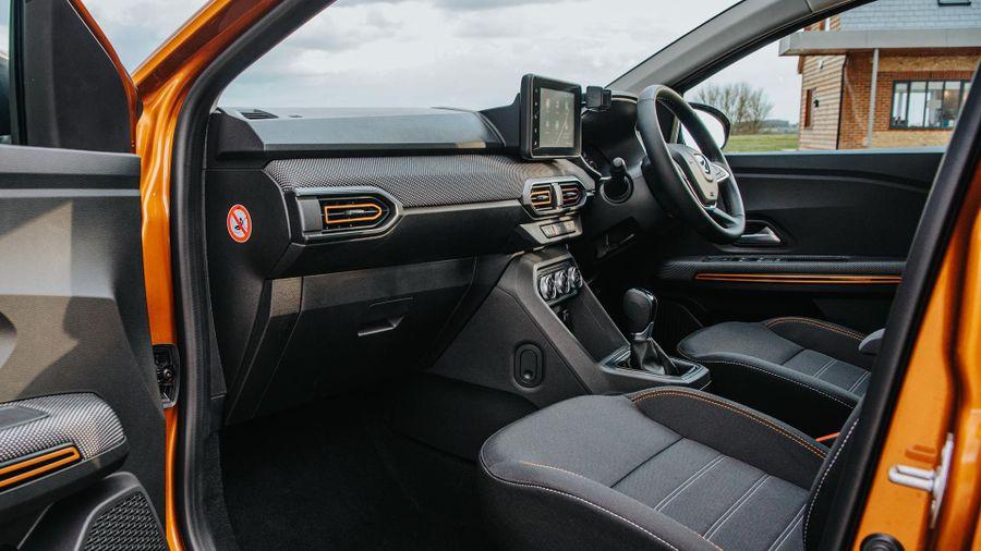 2021 Dacia Sandero Stepway