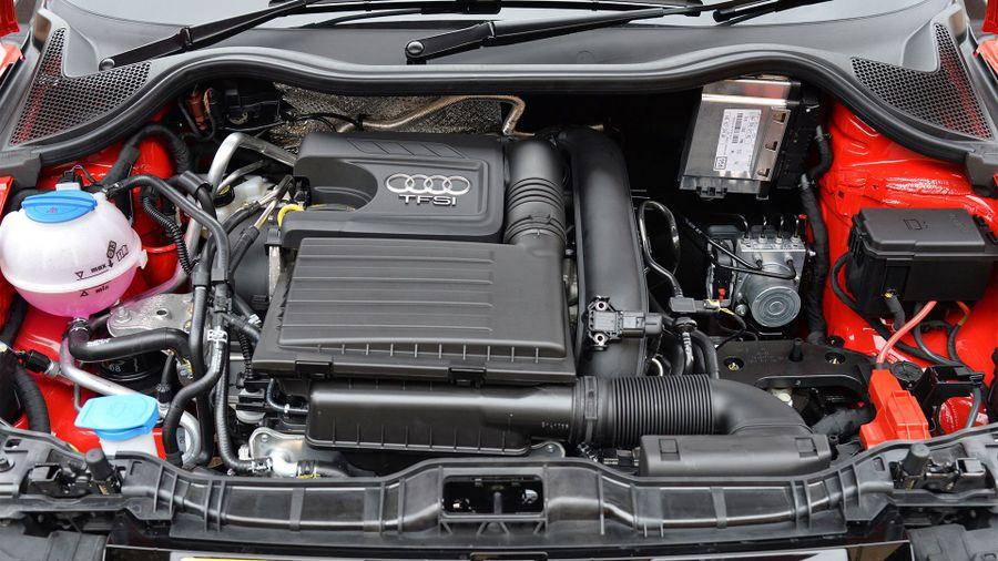 2015 Audi A1 1.4 TFSI engine