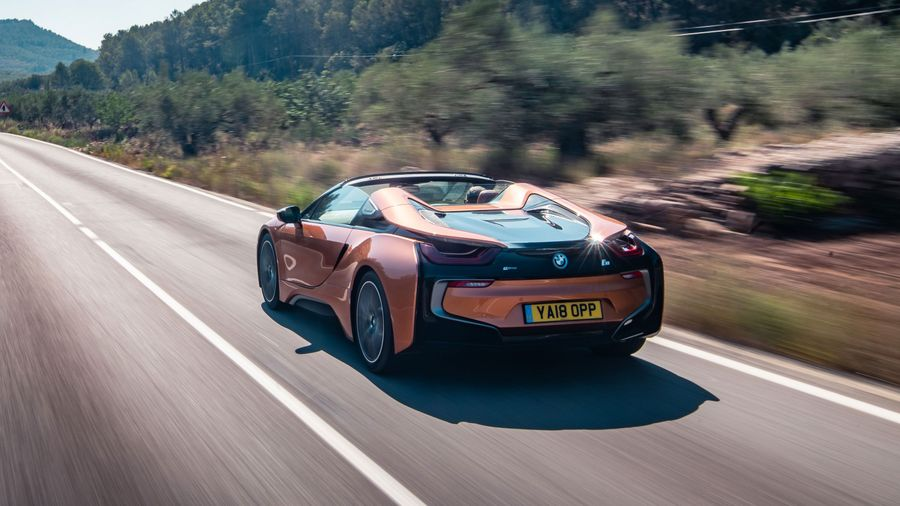 Bmw I8 Roadster Convertible 2018 Review Auto Trader Uk