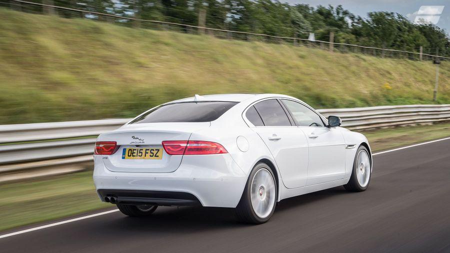 2015 Jaguar XE running costs