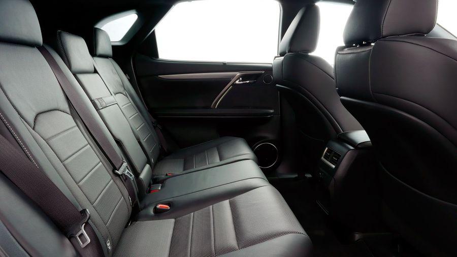 2016 Lexus RX 450h SUV