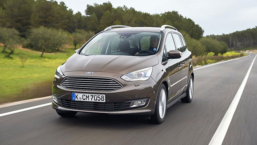 2015 Ford Grand C-Max performance