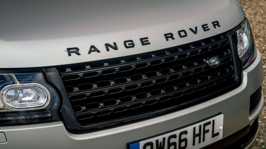 Range Rover safety