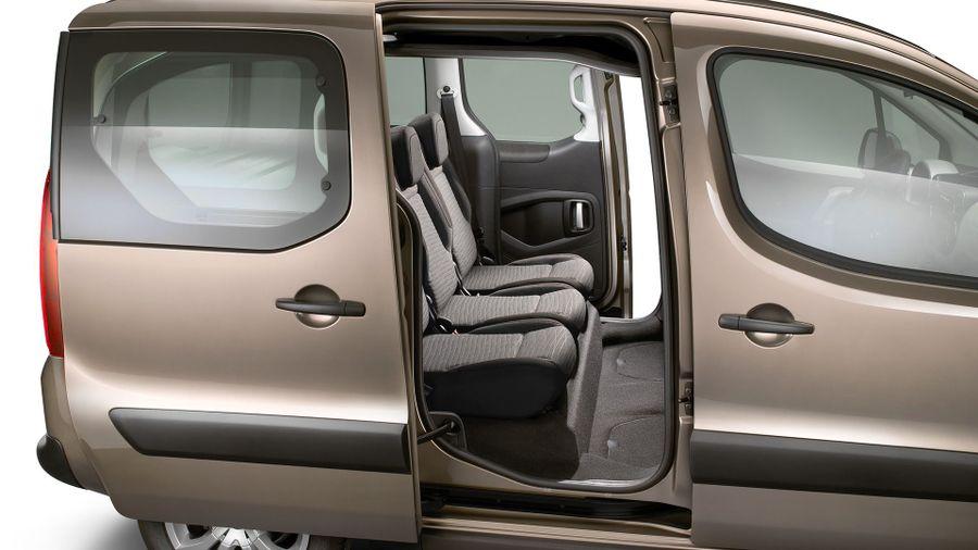 2015 Citroen Berlingo Multispace sliding doors