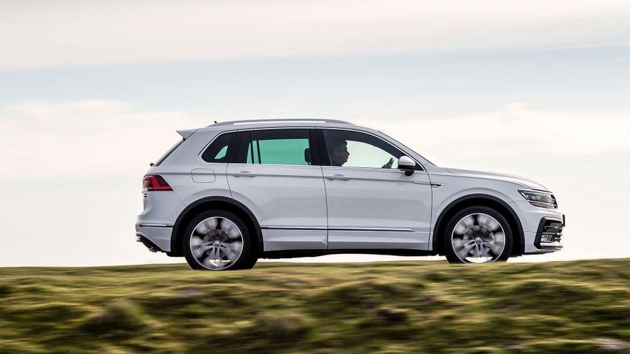 2016 Volkswagen Tiguan performance