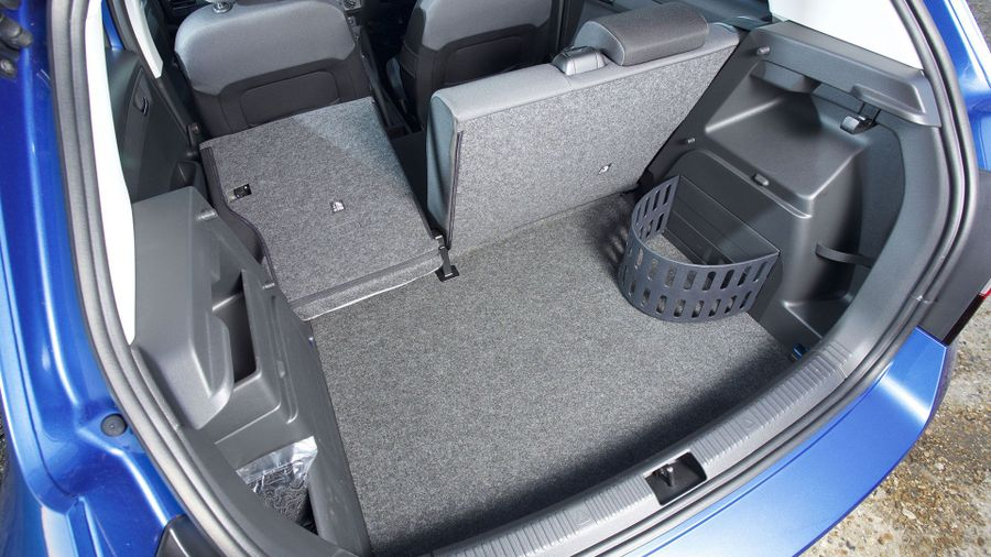 Skoda Fabia Hatchback practicality