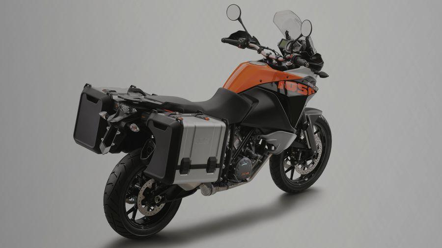 KTM 1050 Adventure (2014 - ) expert review