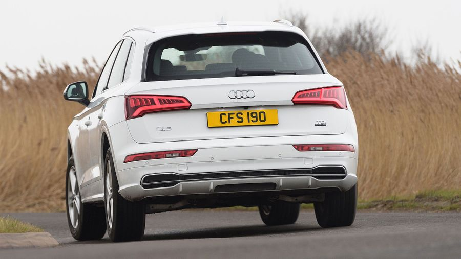 2017 Audi Q5 reliability