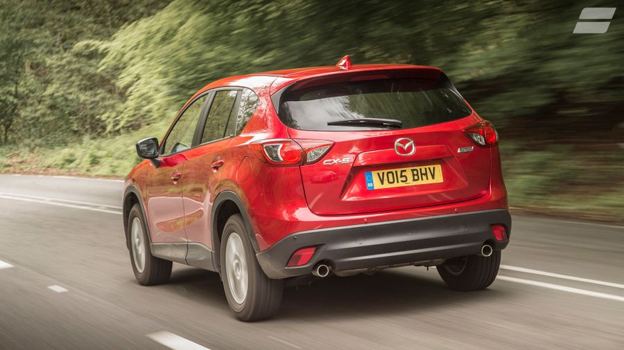 Mazda CX-5 (2012 - ) expert review