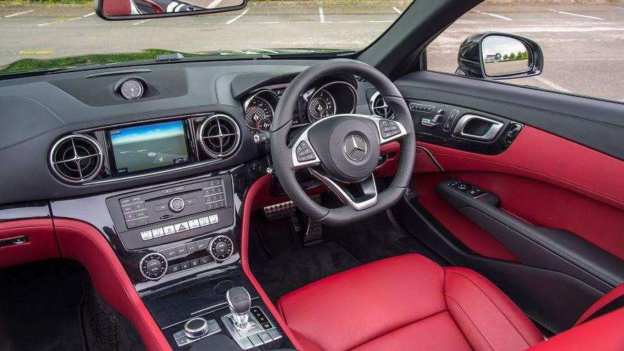 2016 Mercedes SL 400