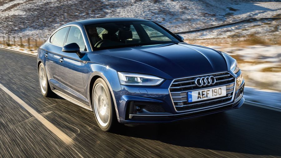 Audi A5 Sportback 2016