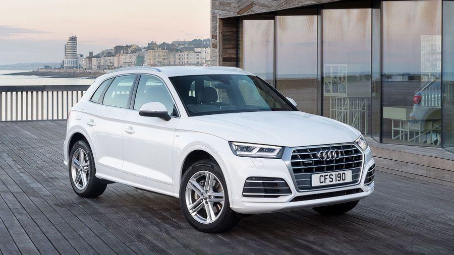 2017 Audi Q5 exterior