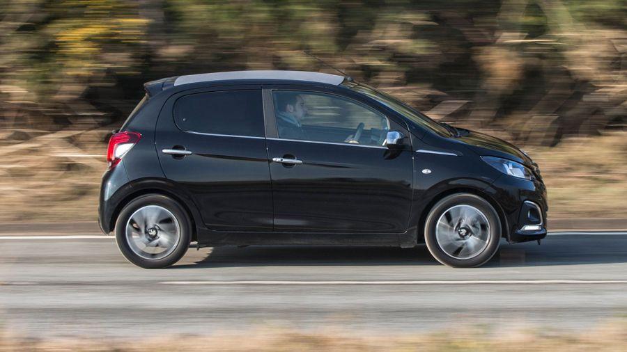 Peugeot 108 reliability