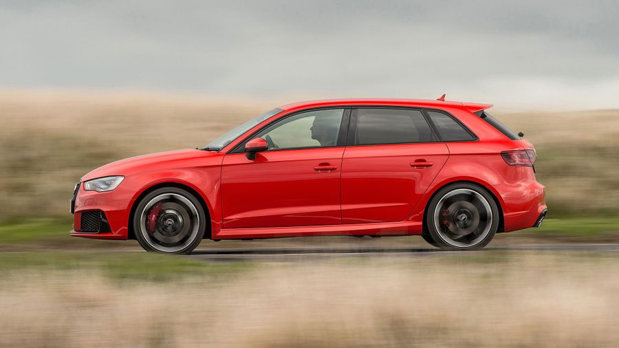 Audi RS 3 performance