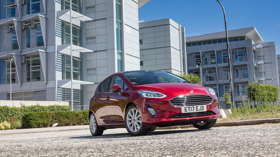 2017 Ford Fiesta running costs