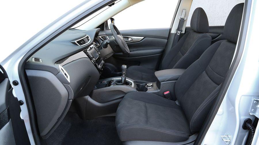 Nissan X-Trail practicality