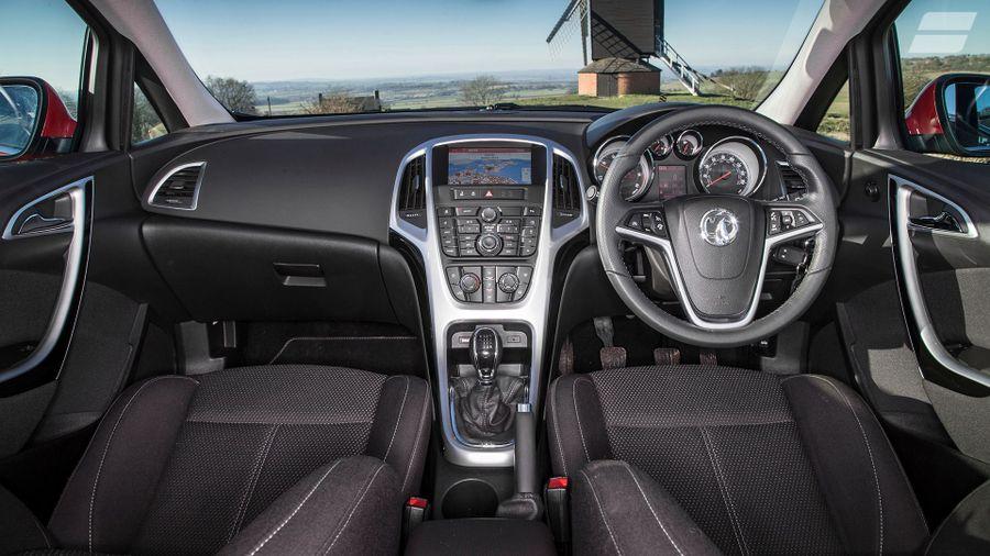 Vauxhall Astra hatchback