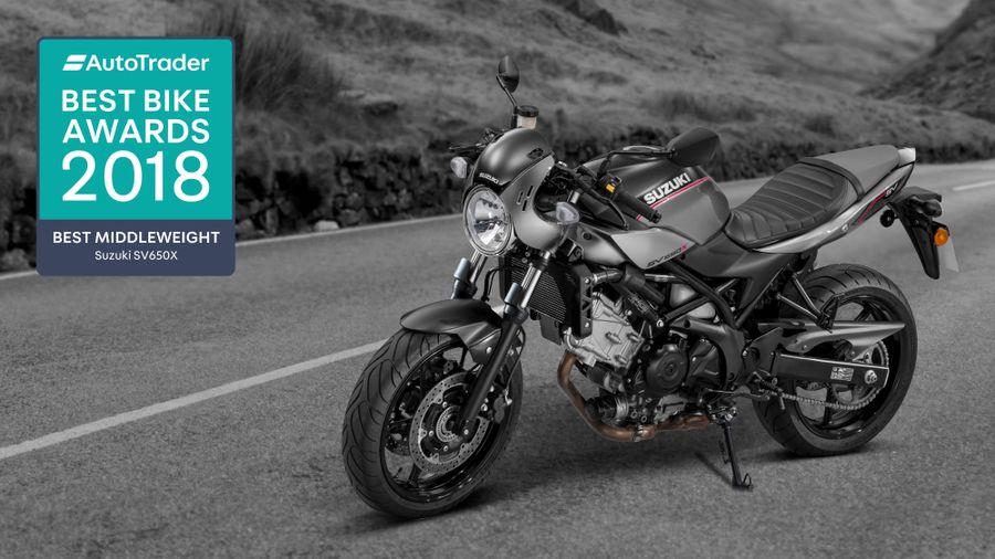 Suzuki SV650X Naked