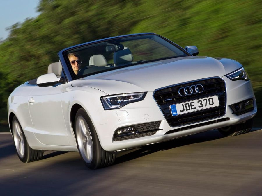 Audi A Cabriolet Convertible Review Auto Trader UK - Audi a5 convertible