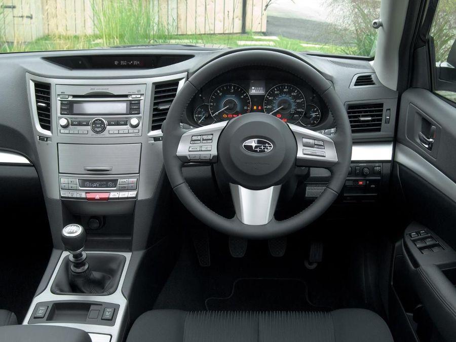Subaru legacy 2009 reviews