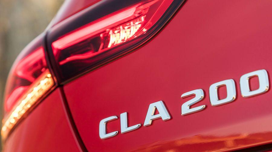 2019 Mercedes-Benz CLA Coupe