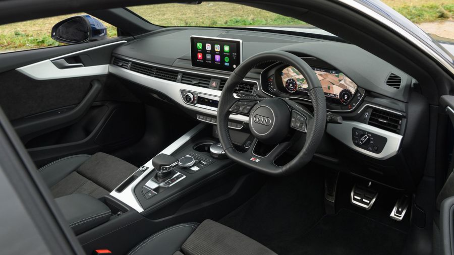 2017 Audi A5 Coupe Interior