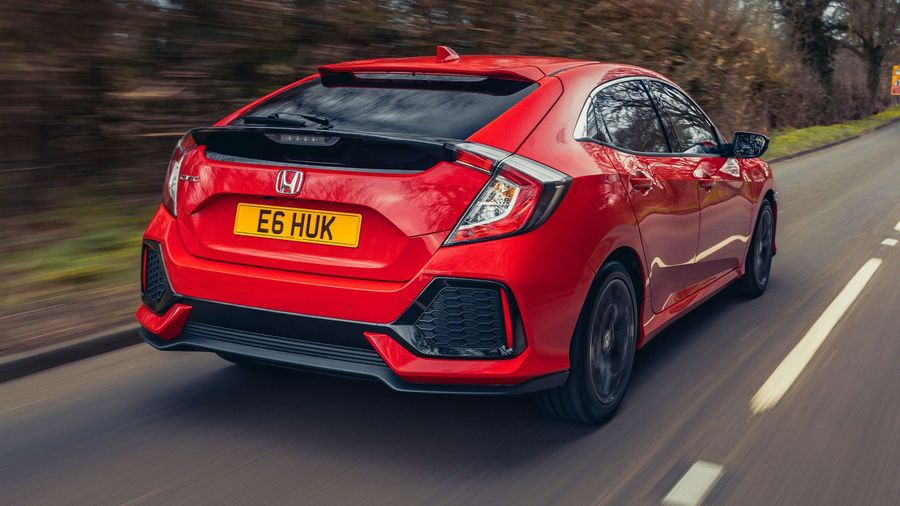 honda civic hatchback  review auto trader uk