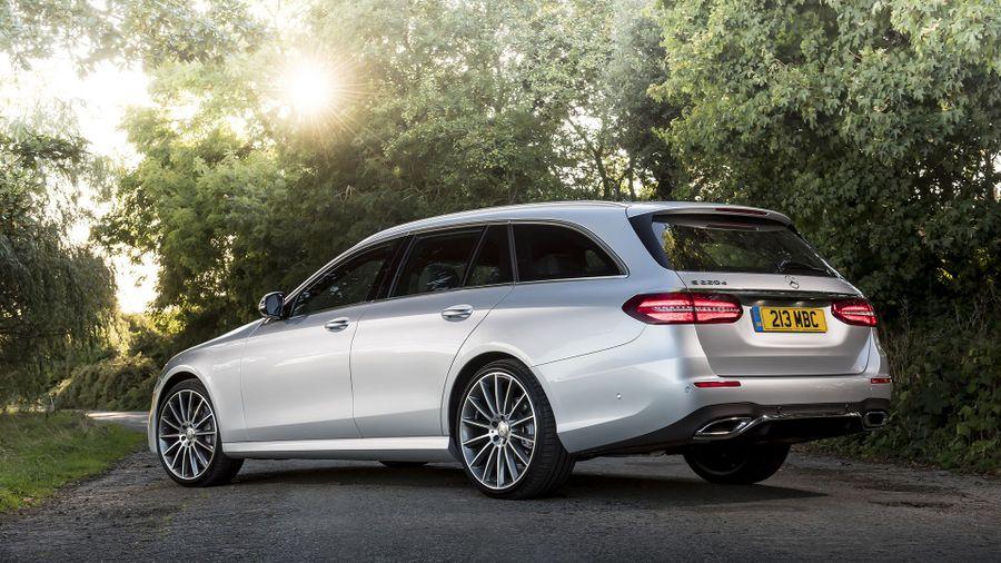 Mercedes-Benz E-Class Estate (2016 - ) review | Auto Trader UK